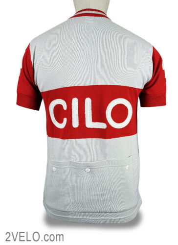 CILO Swiss vintage wool jersey never worn XL new