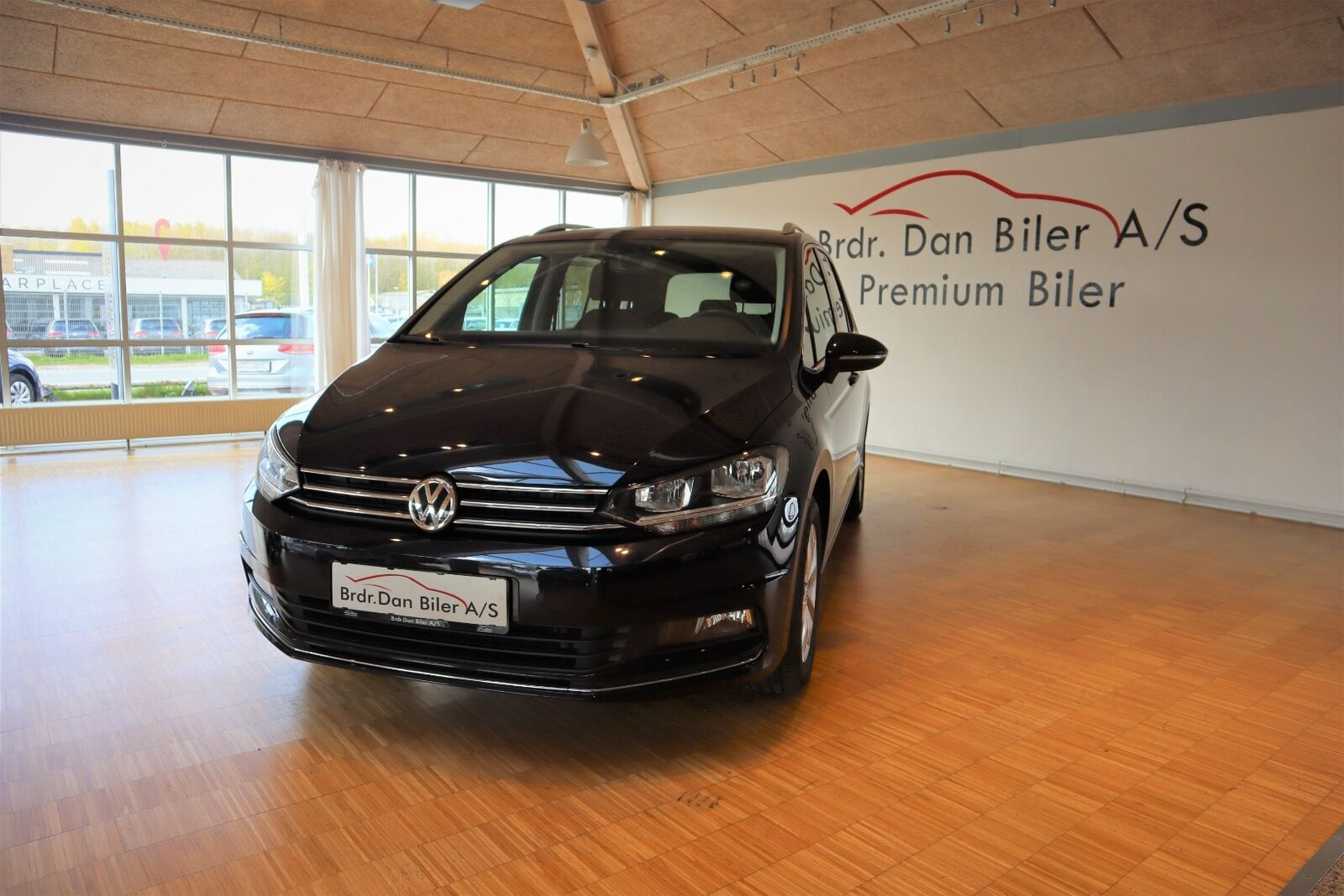 VW Touran 1,4 TSi 150 Highline DSG 7prs 5d
