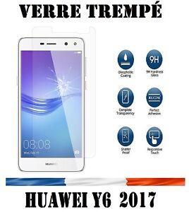 Pour-Huawei-Y6-2017-vitre-protection-en-verre-trempe-film-protecteur-ecran