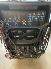Miller Syncrowave 350lx Single Phase For Parts Or Part Out
