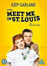 Meet Me In St. Louis (2004) Mary Astor, Leon Ames, Judy Garland NEW UK R2 DVD