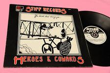 LP HEROES & COWARDS LP ORIG ITALY 1978 PROMO NM !!!!!!!!!!!!!!!!!!!!!!!!!!!!!!!!