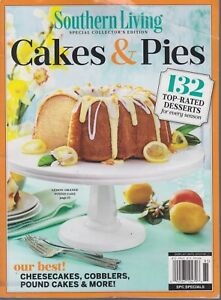Southern Living Special Collector S Edition Cakes Pies Recipes