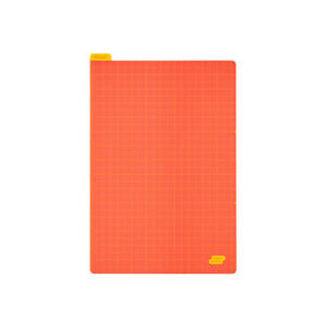 Hobonichi-Pencil-Board-Warm-Red-X-Yellow-Sottopagina-For-Planner-A6