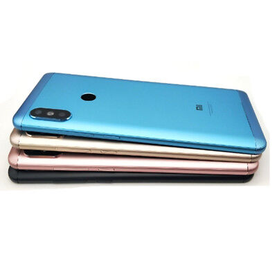 pretty nice 0a876 6ebcd Original Housing Battery Case Back Cover Replacement For XiaoMi Redmi Note  5   eBay