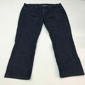 Joe-039-s-The-Brixton-Denim-Jeans-Mens-40-Dark-Navy-Straight-Narrow-Stretch-Washed