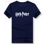 Anime cos t-shirt Harry Potter logo t shirt men top free shipping s-3xl