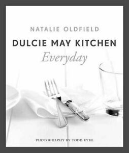 Dulcie-May-Kitchen-Everyday-Natalie-Oldfield-Like-New-Paperback