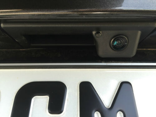 VW volkswagen camara de vision trasera retroadaptación Tiguan allspace bw2 discover Media Pro