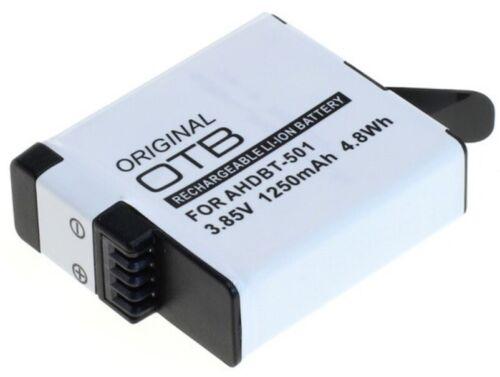 Original OTB Akku für GoPro Hero 7 Kamera Battery Accu Batterie