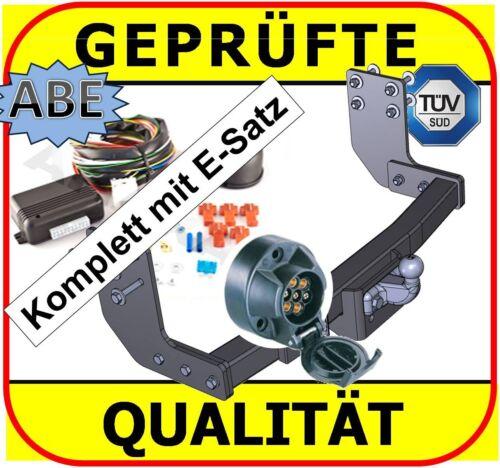 Dragkrok komplett Mercedes Benz Sprinter W906 Volkswagen VW Crafter 2006