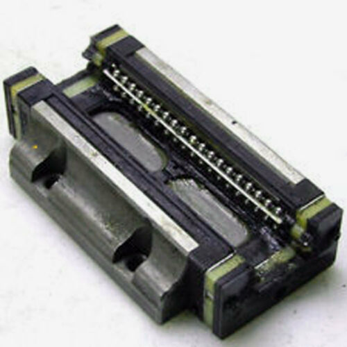 15mm Flanged Square Slide Unit Block Linear Motion 17823