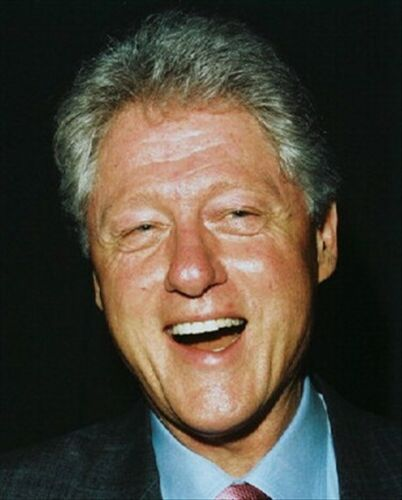 BILL CLINTON 8x10 Photo great for fans 253238