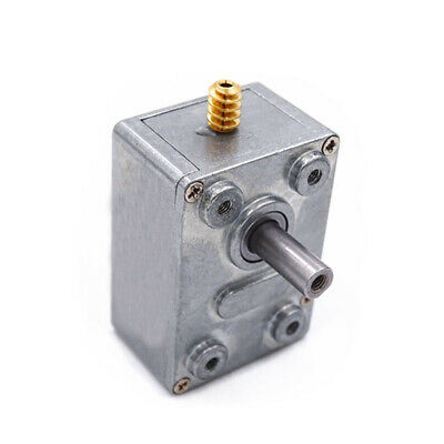 46*32mm Worm Wheel and Worm Motor Gearbox Speed Reduction Motor Speed Reducer
