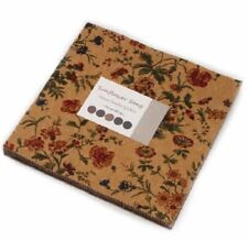 Moda Fabric-Sunflower Song By Kansas Troubles-Layer Cake - Pre Cut Fabric