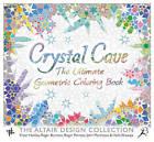 Crystal Cave: The Ultimate Geometric Coloring Book by Haifa Khawaja, Rouse Ball Professor of Mathematics Roger Penrose, John Martineau, MR Roger Burrows, Ensor Holiday (Paperback / softback, 2016)