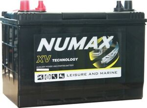 12V-95AH-Numax-XV27MF-XV-Supreme-Deep-Cycle-Leisure-Marine-Battery-3yr-Wrnty