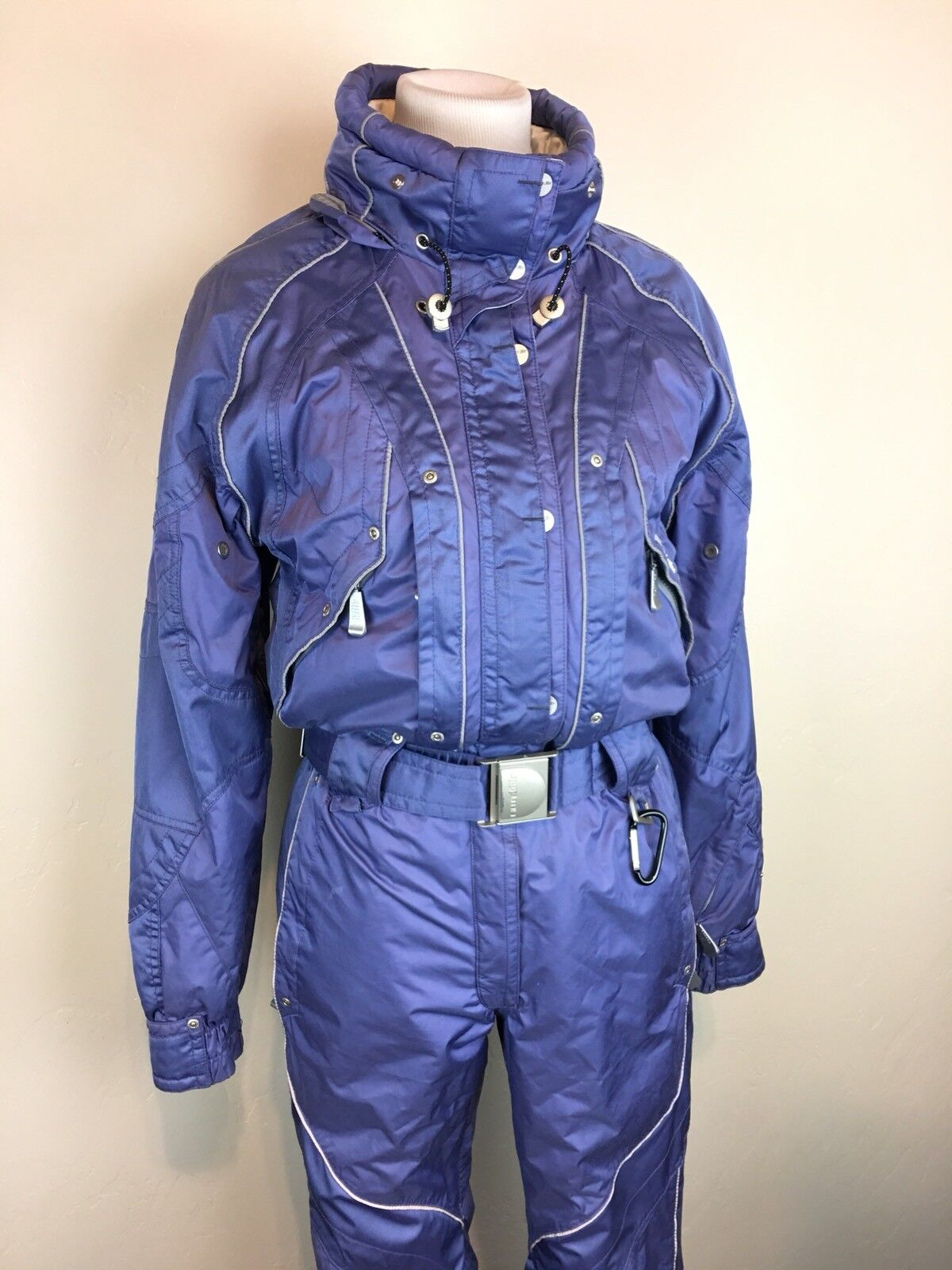 AWT Killy Women's Ski Snowsuit w  Recco - Women's Size 6