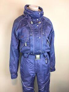 AWT-Killy-Women-039-s-Ski-Snowsuit-w-Recco-Women-039-s-Size-6