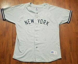Image is loading RARE-RUSSELL-Athletics-Derek-Jeter-New-York-Yankees- 07eabec5ea8