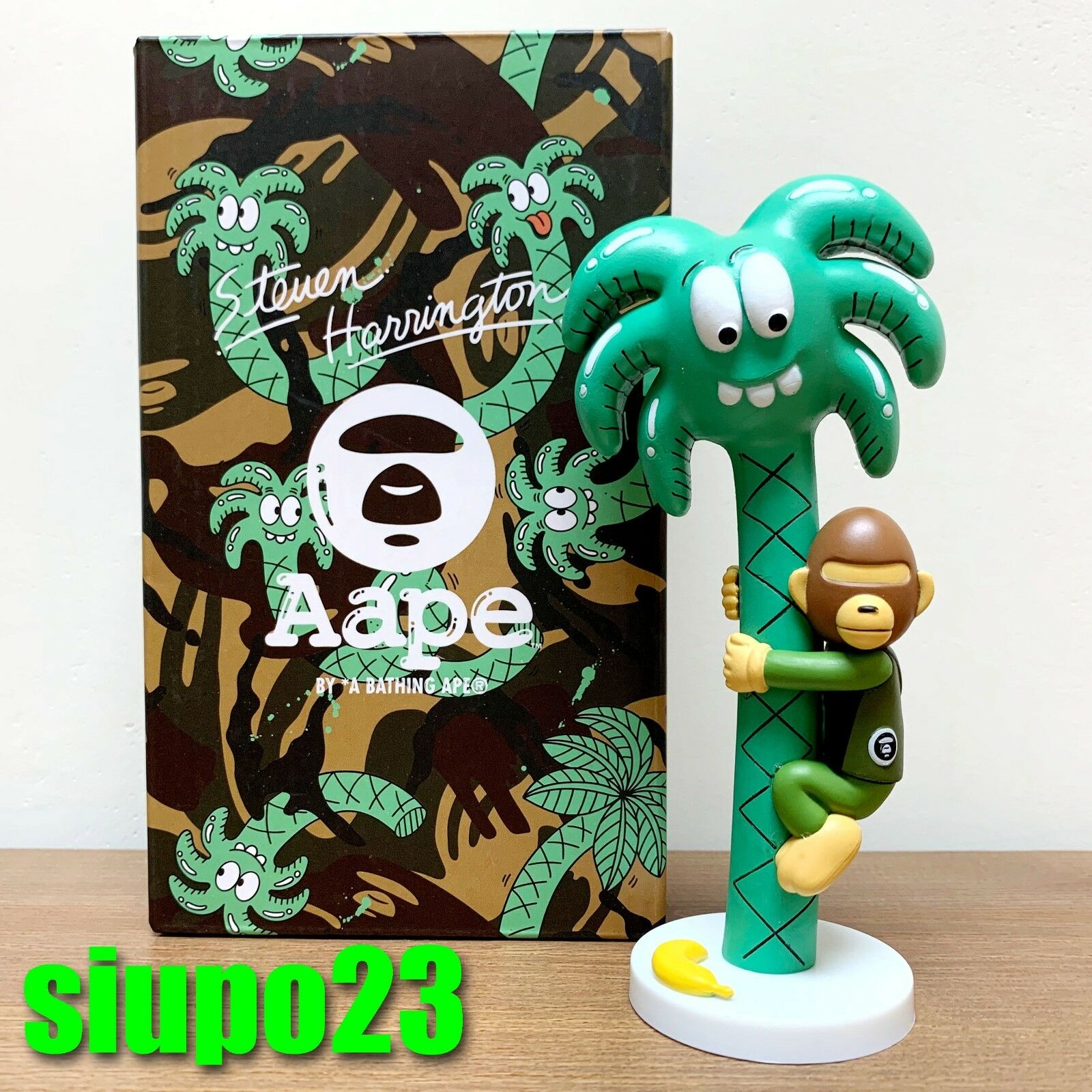 A Bathing  Ape Aape x Steven Harrington 12  Sculpture, Ltd 300pcs  prodotti creativi
