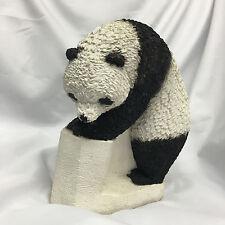 Marian Weisberg Panda Bear Statue
