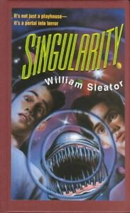Singularity-Paperback-by-Sleator-William-Brand-New-Free-shipping-in-the-US
