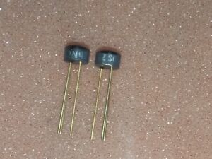 100x-MICRO-ELECTRONICS-2N4250-PNP-40V-100mA-200mW-LOW-LEVEL-TRANSISTOR-TO-106