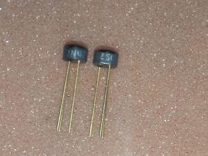 100x-Micro-Electronics-2N4250-PNP-40V-100mA-200mW-TO-106-Transistor-de-nivel-bajo