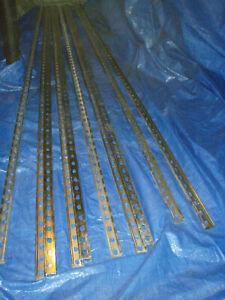 Unistrut...ten(10)pieces...@...ten(10')....new....local pick up...Atlanta, Ga.