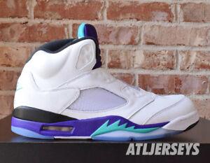 buy online ffd62 a1fed Image is loading Nike-Air-Jordan-5-V-Retro-NRG-Fresh-