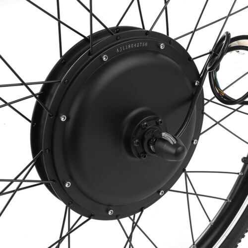 26 Zoll Ebike Elektrofahrradteile MTB Bike Motor Steurung Hinterrad 1000W M8V9
