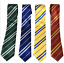 Deguisement-Cosplay-Harry-Potter-Style-House-Cravates-Film-Replique-Journee miniature 1