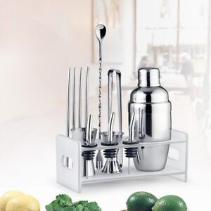 5-PCS-Stainless-Steel-Cocktail-Drinks-Bar-Set-Home-Bar-Cocktail-Mixing-Kit