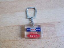 Ancien porte-clés bourbon BISCUITS BRUN PETIT BRUN EXTRA