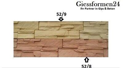 Riemchen Gießformen 10stk /1m² Schalungsformen Gips Und Beton Gießformen Für Wandklinker