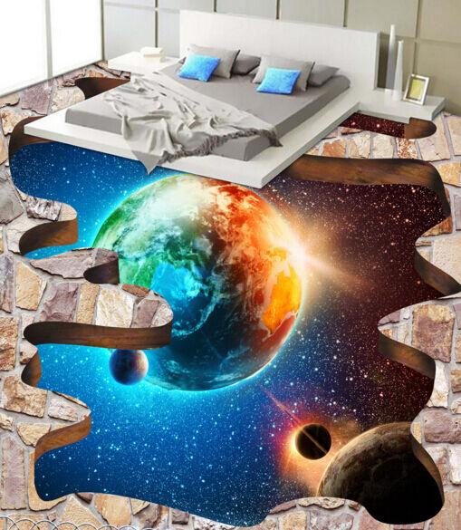 3D Helle Planeten 34678 Fototapeten Wandbild Fototapete BildTapete Familie DE
