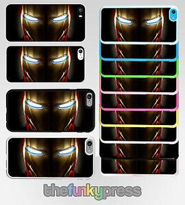 Iron-Man-3-Apple-iPhone-5-5s-5c-6-6s-6-Plus-SE-Hard-Plastic-Case-Avengers