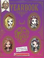 Ever After High: Yearbook By Scholastic, (paperback), Scholastic Inc. , New, Fre on sale