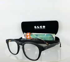 469c6472d1 Brand New Authentic Garrett Leight California Eyeglasses Warren MBK Black  Matte