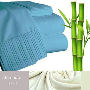 Bamboo-Living-Eco-Friendly-6-Piece-Bedding-Soft-Sheet-Set-King-Blue