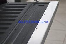 Ladekantenschutz VW Amarok 11- Edelstahl Kofferraum Leiste Hinten Stossstange