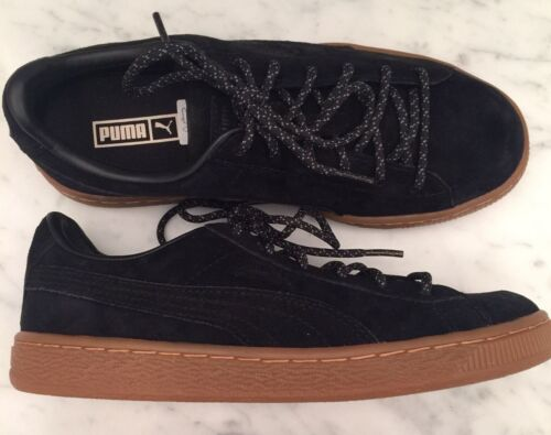Black Classic Size Pennino 5c Jr Winterized Puma Shoes Sneakers Junior Basket gqxCwqF5