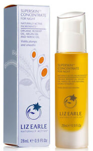 Liz-Earle-Superskin-CONCENTRATE-Night-Facial-Oil-28ml-With-Rosehip-amp-Argan-Oil