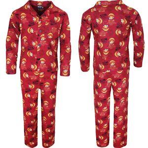 Garcons-Star-Wars-Angry-Birds-Pyjama-Set-Pyjama-Long-Pyjama-Cadeau-NIGHTWEAR-taille-3-4-ans