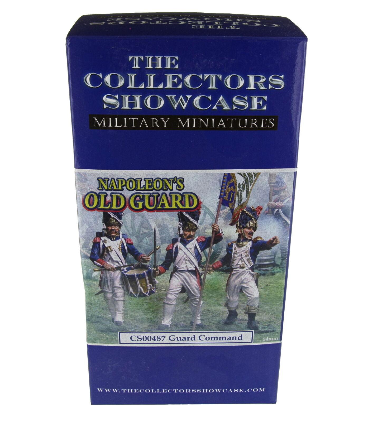 Collectors Showcase Guard Command CS00487 - Napoleon's Old Guard Collection
