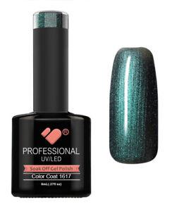 1617-VB-Line-Green-Chameleon-Metallic-UV-LED-soak-off-gel-nail-polish