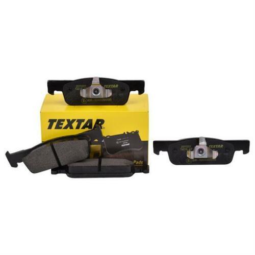 TEXTAR 2570201 Bremsbeläge Bremsbelagsatz für RENAULT