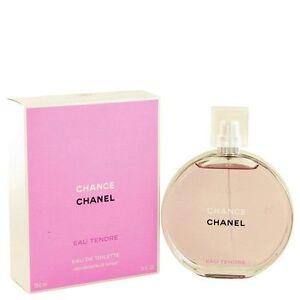a9934563e6d Authentic CHANEL Chance Eau Tendre EDT 5 FL Oz 150ml Giant Size Perfume  Spray