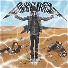 BARN BURNER Bangers II: Scum of the Earth CD